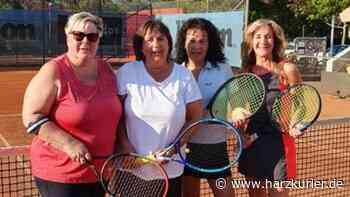Damen 50 des TC RW Osterode finden Gefallen am TNB-Pokal - HarzKurier
