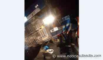 Tres heridos sobre vía Fusagasugá, Silvania y Soacha, Cundinamarca - noticiasdiaadia.com