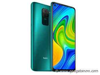 Redmi Note 9 with full HD+ screen and 48MP quad camera to go on sale today via Amazon