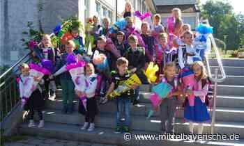 Erster Schultag für 40 Abc-Schützen in Stamsried - Region Cham - Nachrichten - Mittelbayerische