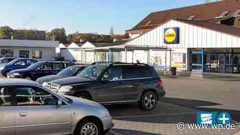 Lidl in Menden: Discounter plant neue Filiale in der City - WP News