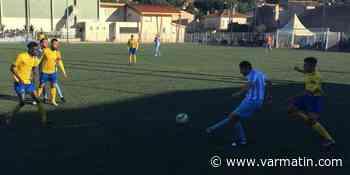 Sainte-Maxime s'impose à Courthezon (0-1) - Var-Matin