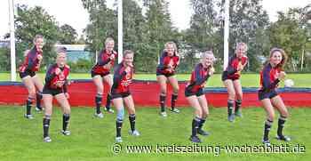 Erfolgreiche Teilnahme: Wangersens U16-Mädchen sind Landesmeister im Faustball - Kreiszeitung Wochenblatt