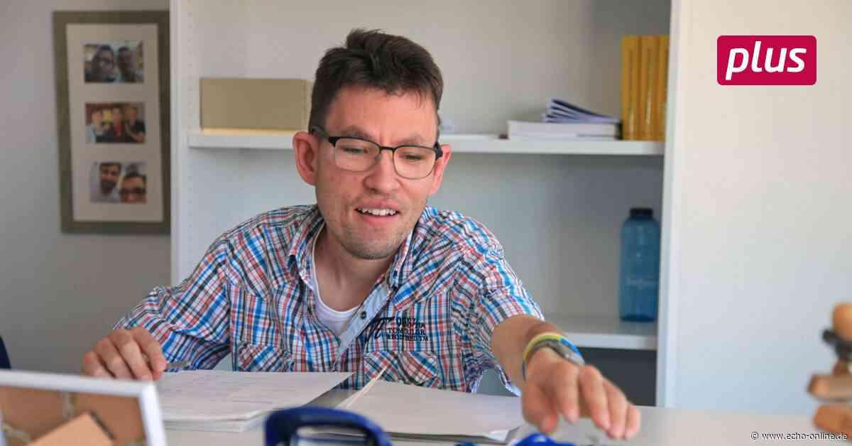 Bastian Pohl aus Weiterstadt geht trotz Behinderung seinen Weg - Echo Online