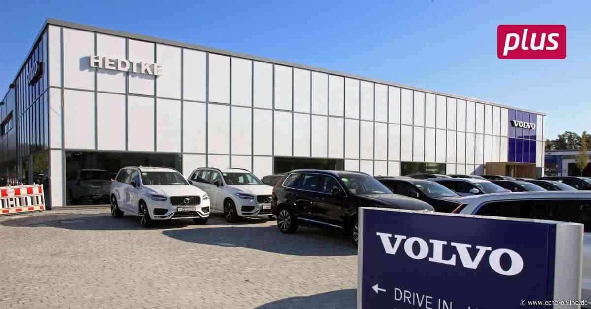 Autohaus Hedtke baut neu in Weiterstadt - Echo Online