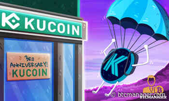 KuCoin to Airdrop Kratos' KTS Test Token, Launch the Velo IEO on their 3rd Anniversary - BTCMANAGER
