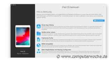 Kiosk-iPhone: iMazing bietet neue Optionen für Firmen