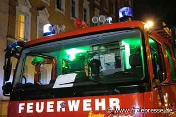 Feuerwehr-App wird an TU Freiberg weiterentwickelt - Freie Presse