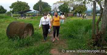 Visita al sector productivo de Hato Corozal - Noticias de casanare - lavozdeyopal.co