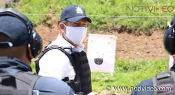 Avanza formación inicial para policías preventivos en Jiquilpan - Notivideo