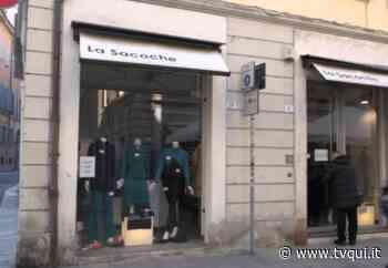 SPACCATA IN VIA TAGLIO, PRESO DI MIRA IL NEGOZIO 'LA SACOCHE: RUBATI SOLDI E ABITI - Tv Qui Modena - Tvqui