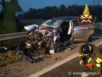 Incidente frontale tra due auto a San Giuliano Milanese: due feriti, uno è grave - Fanpage.it