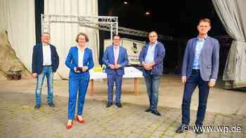 Balve wirbt bei Ministerin Scharrenbach für Geschichtspark - WP News