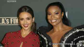 "Jessica Alba, Gabrielle Union Back With ""LA's Finest"" - Spectrum News 1"