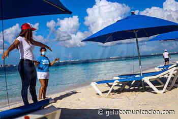 Bajo estrictas medidas sanitarias reabren playas en Isla Mujeres - Galu