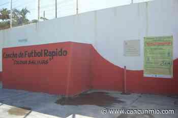 Busca certificar todas las instalaciones deportivas en Isla Mujeres - Cancún Mio