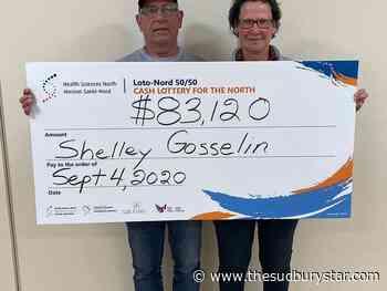 New Liskeard woman wins Sudbury hospital draw - The Sudbury Star
