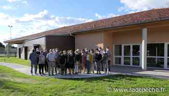 Montbeton : les travaux achevés à l'unité de vie protégée Les Lilas - LaDepeche.fr