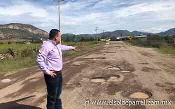 Gestionan en Balleza apoyo para tramo carretero Penjamo-San Juan - elsoldeparral.com.mx