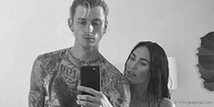 Machine Gun Kelly Has Met Megan Fox's Kids Amid Their Growing Romance (Report)