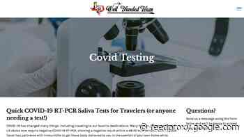 To ease travel, agency groups offering rapid Covid testing