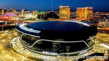 Spectacular unveiling of Vegas' latest jewel will have to wait