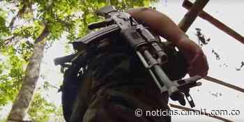 Disidencias de Farc asesinan a tres personas en municipio El Patía, Cauca - Canal 1