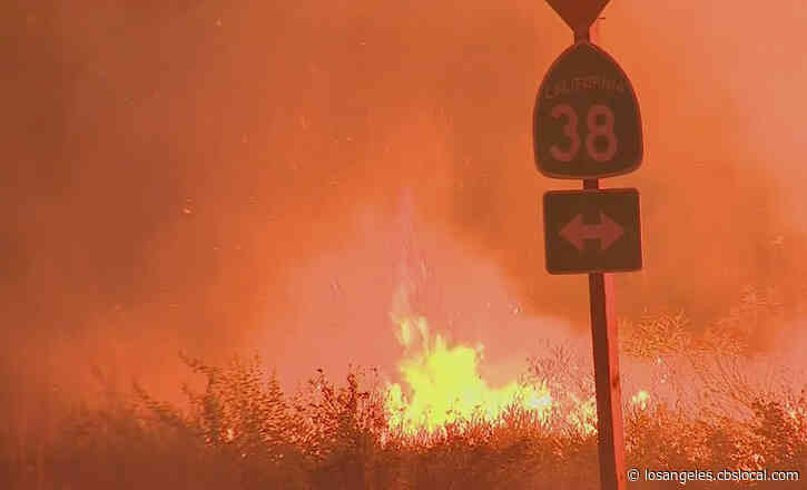 Big Bear, San Bernardino Authorities: Postpone Your Visit Because El Dorado Fire Remains A Threat