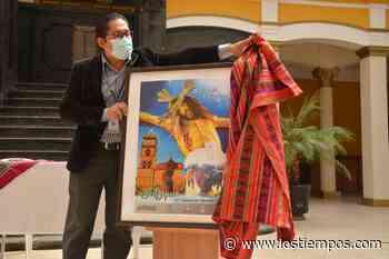 Presentan afiche y festividad virtual del Señor de Burgos en Mizque - Los Tiempos