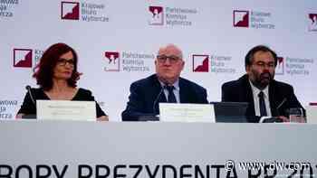 Andrzej Duda gewinnt Präsidentenwahl in Polen - Deutsche Welle
