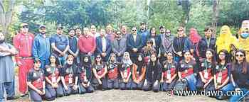 Throwball, rocball coaching courses held in Peshawar - DAWN.com