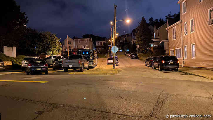 SWAT Responds To Scene After Stabbing In West End