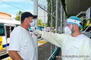 Realizan jornada de tamizaje para detectar casos de covid-19 en Texistepeque - Diario La Página - Diario La Página