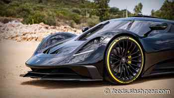 Ares S Project is a 705HP Chevy C8 Corvette with supercar styling