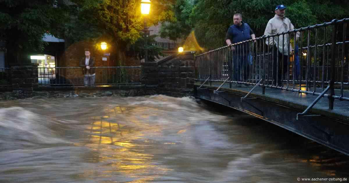 Hochwasserschutz am Vichtbach: Nur Roetgen kann Stolberg schützen - Aachener Zeitung