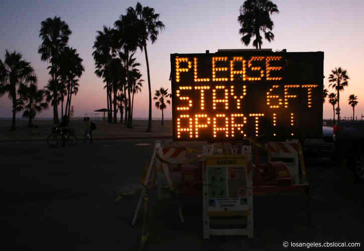 San Bernardino Surpasses 50K COVID-19 Cases; Riverside, Ventura Report Additional Deaths