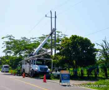 Adecuaciones eléctricas en Ponedera y zona rural de Palmar de Varela - Diario La Libertad