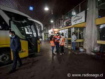 Aumentarán fiscalizadores en terminal de buses Osorno por Fiestas Patrias - Radio Sago
