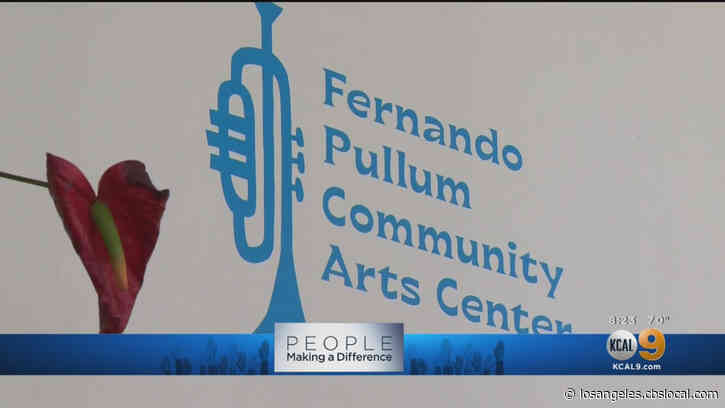 People Making A Difference: Grammy Winning Trumpeter Helps Aspiring Musicians Reach New Heights With Free Lessons