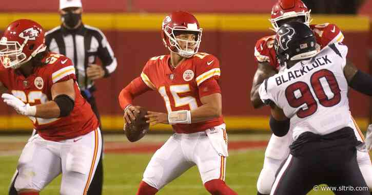 Chiefs begin NFL title defense with 34-20 victory over Texans