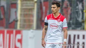 Schlammschlacht um Kaan Ayhan: Rückkehr zu Fortuna Düsseldorf ausgeschlossen - 90min