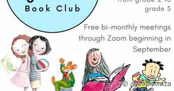 Introductory Meeting for Page Turners Kids Book Club!