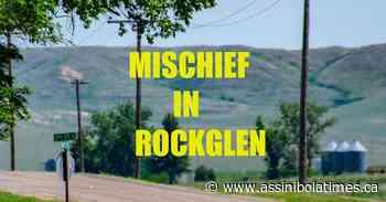 Mischief incident in Rockglen - assiniboiatimes.ca