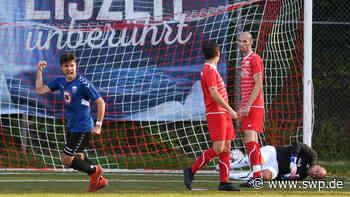 Fußball-Verbandsliga: Der VfL Pfullingen gastiert beim TSV Essingen - SWP