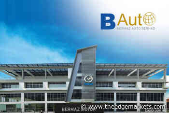 Bermaz Auto pays 0.5 sen dividend as quarterly profit rebounds from MCO lows - The Edge Markets MY