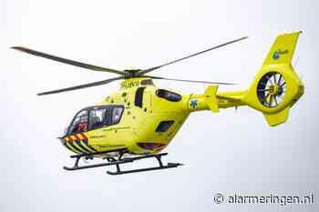 Traumahelikopter ingezet voor ongeval met letsel op Wehlsedijk in Laag-Keppel - Alarmeringen.nl
