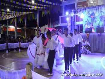 Semana cultural de manera virtual en Ragonvalia - Canal TRO
