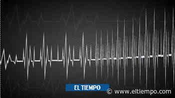 Se registra temblor de magnitud 6,3 en Tocopilla, Chile - El Tiempo
