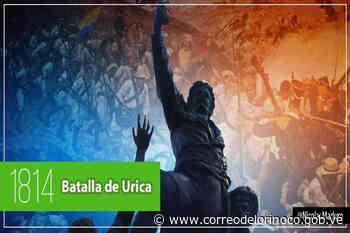 Hoy se cumplen 205 años de la Batalla de Urica   - Correo del Orinoco