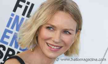 Naomi Watts is unrecognisable after shocking lockdown makeover - HELLO!